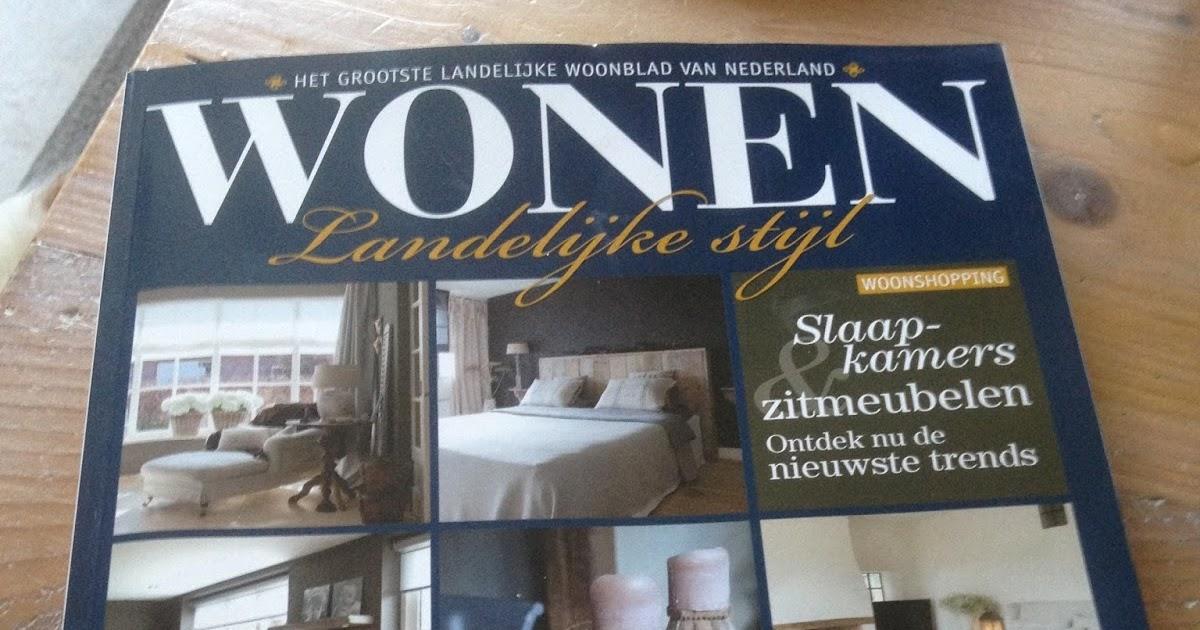 Landelijk Wonen Tijdschrift : Binnenkijken in een stoer landelijke woning in sappemeer