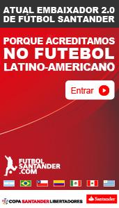 Douglas Nacif, embaixador 2.0 da Copa Santander Libertadores
