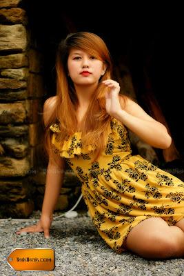 Sexy CUte Hot Nepali Model Anissa Gurung