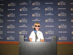 Jazz reporter.....Jayden Black