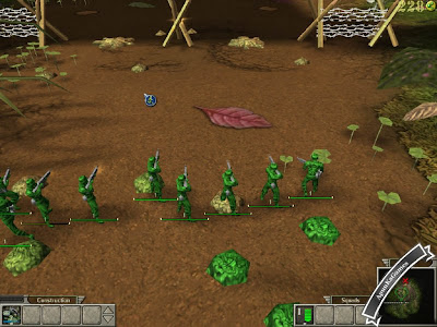 Army Men RTS Screenshots