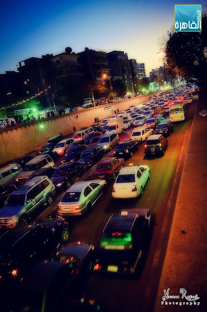 انسداد شرايين - الحياة في القاهرة