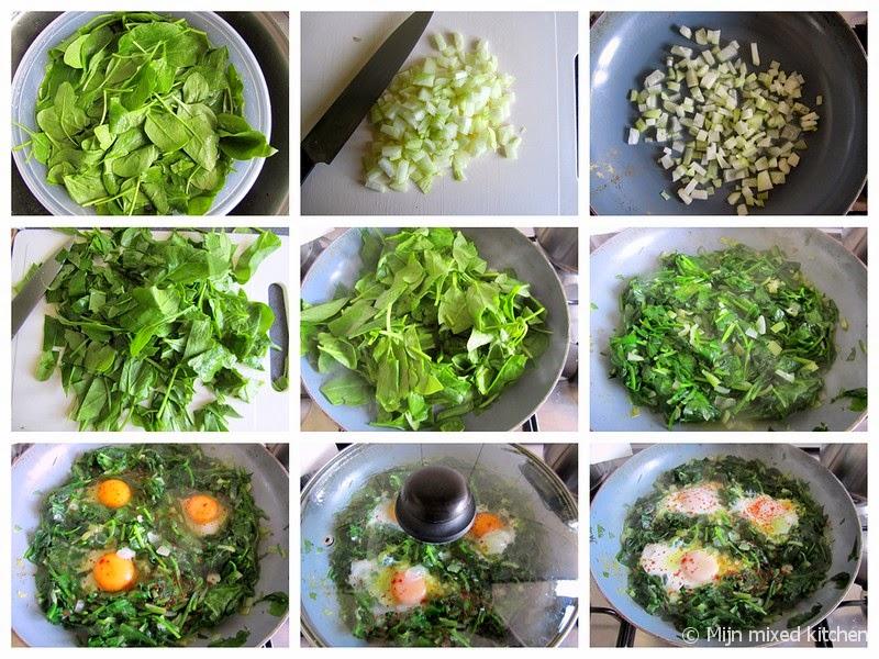 recept turkse spinazie