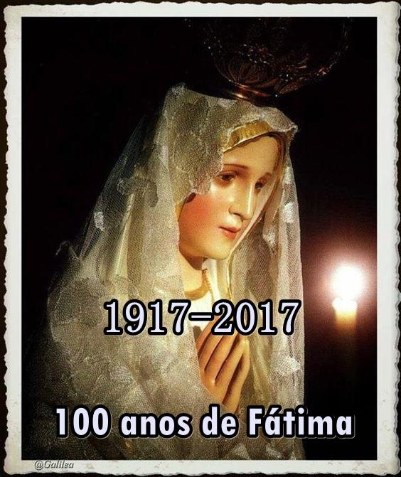 100 anos de Fátima