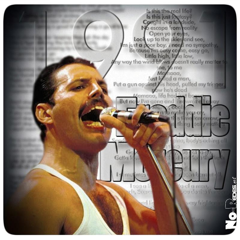 Freddie Mercury, 24 de noviembre
