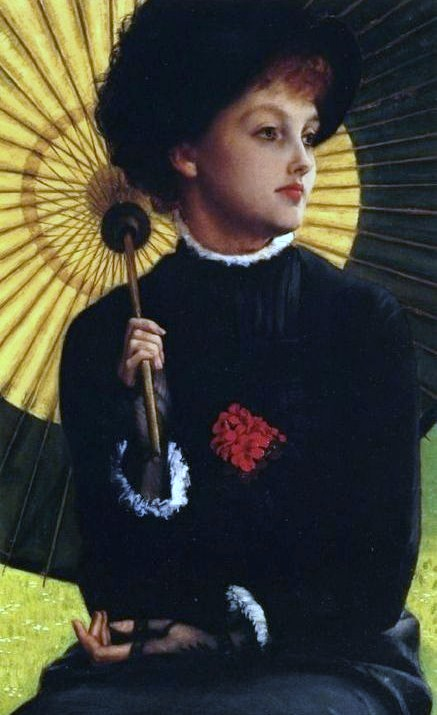 japonisme james tissot printemps