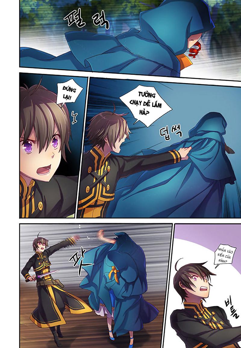 TruyenHay.Com - Ảnh 17 - Sword Girls (full color) Chap 4