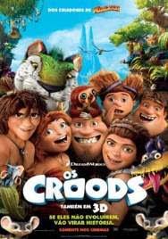 Assistir - Os Croods – Dublado Online