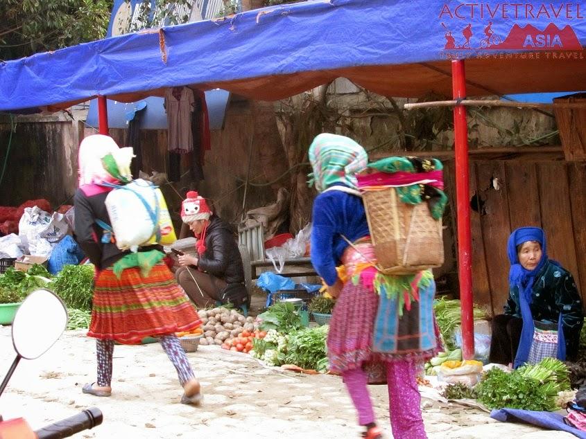 Ha Giang market 1