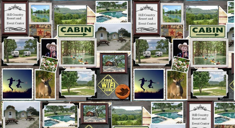 Hill Country Cabins, RV Resort and Event Center