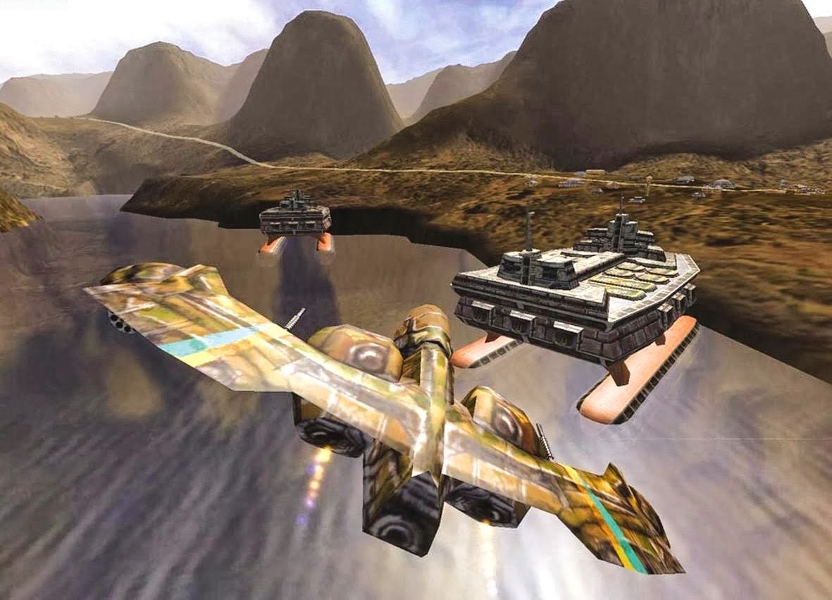 Echelon Wind Warriors Game Free Download Full Version For Pc