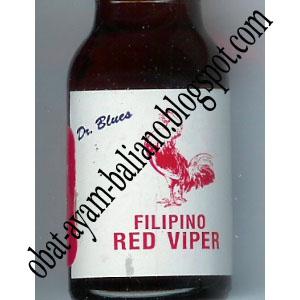 Filipina Red Viper adalah kombinasi dari dua agen yang paling ampuh efektif untuk meningkatkan laju waktu reaksi otot tanpa lebih merangsang sistem saraf pusat.