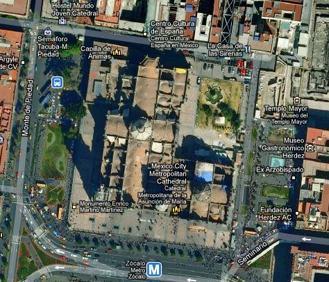 Architecture and Urbanism: Tenochtitlan