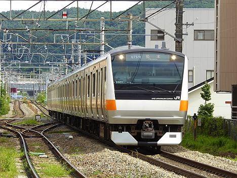 中央線 松本行き E233系