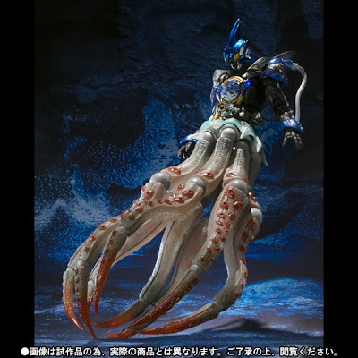 Bandai SIC Kamen Rider OOO ShaUTa Combo Figure