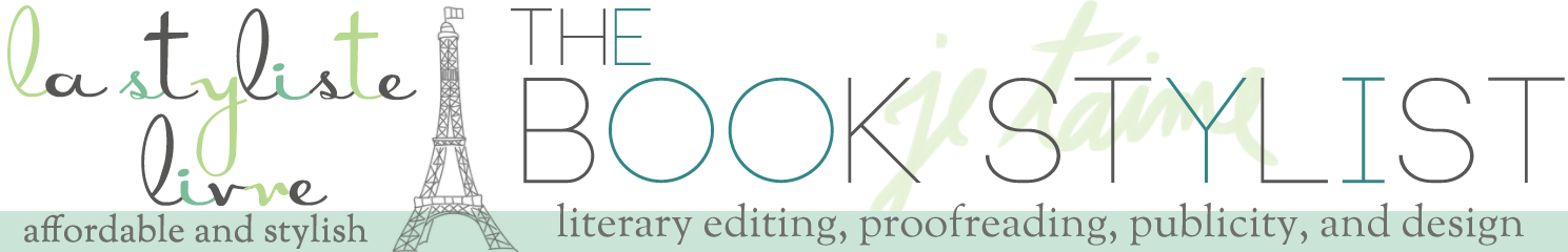 La Styliste Livre | Literary Editing, Proofreading, Publicity, and Design