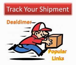 Track your shipping online, Here are the some Popular Courier Services Links