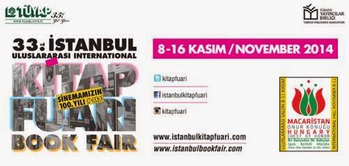 33. istanbul kitap fuarı, uluslararası international book fair, kitap fuarı, kitap