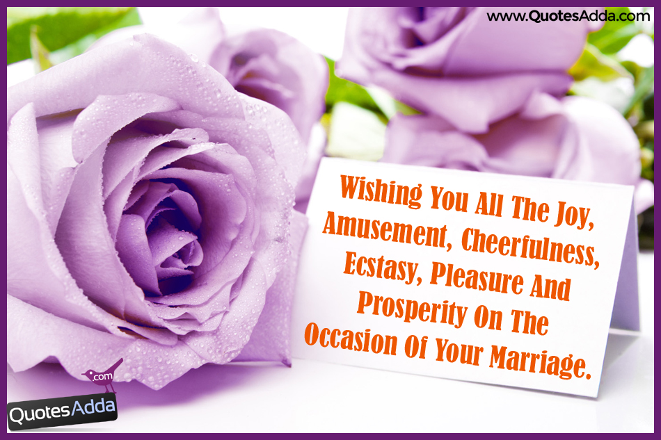 Marriage Wishes For Best Friend In Hindi