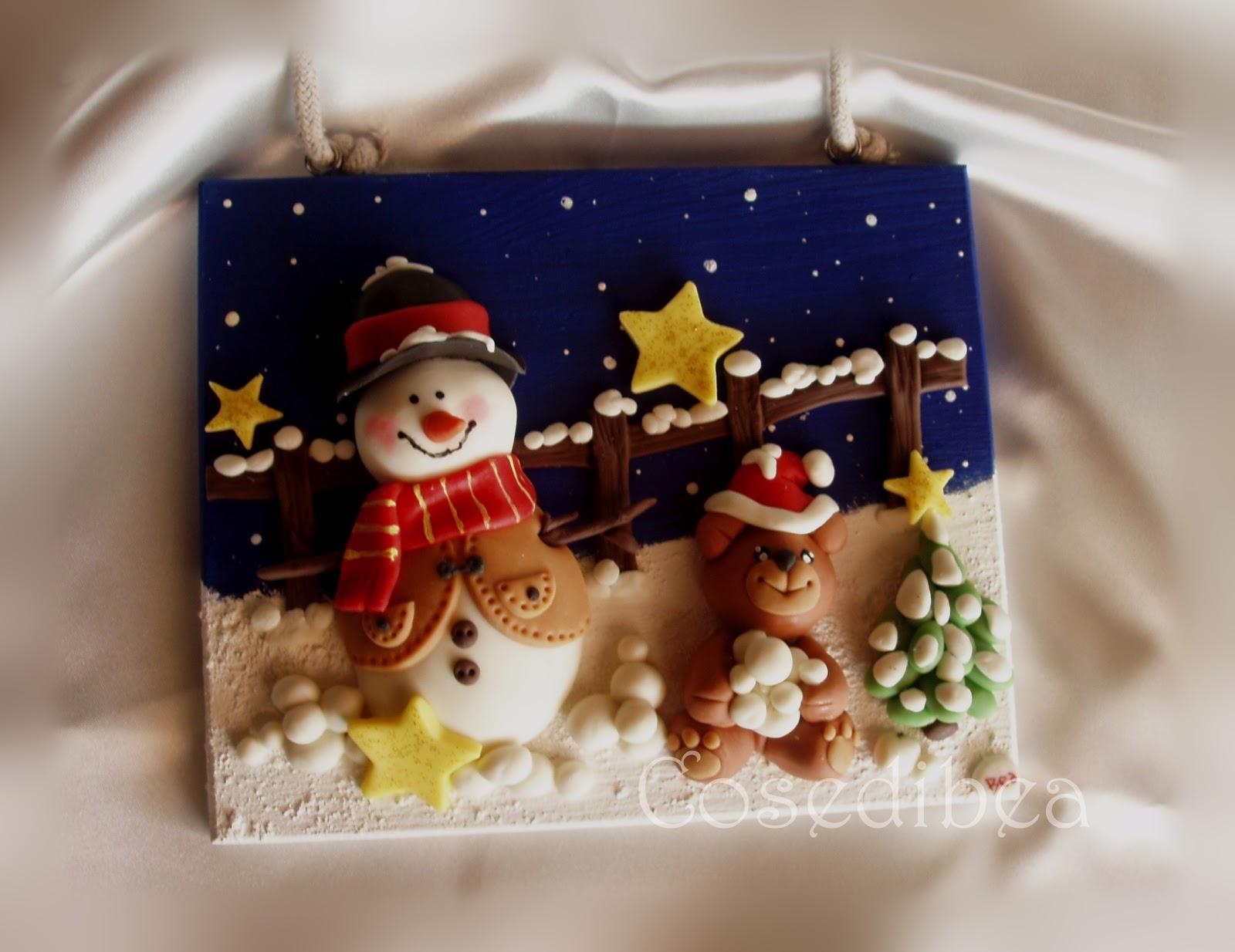 Favoloso cosedibea: Lavori per i mercatini di Natale XS02