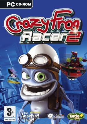Crazy frog racer 2 portable