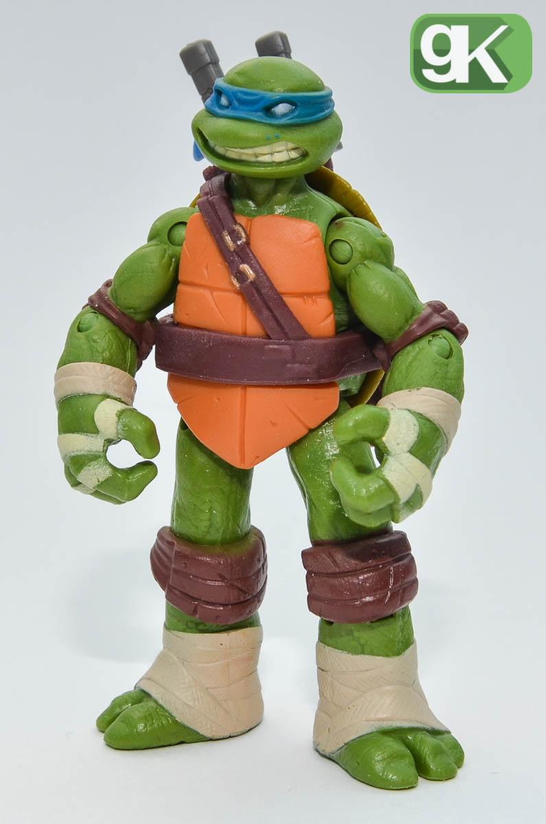 First Teenage Mutant Ninja Turtles Toys : Geekewl review playmates nickelodeon teenage mutant