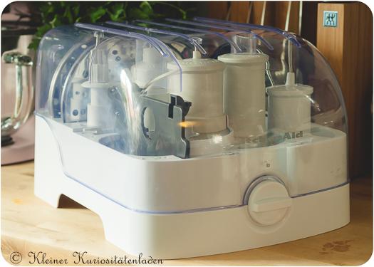 KitchenAid Artisan Foodprocessor Zubehörkasten