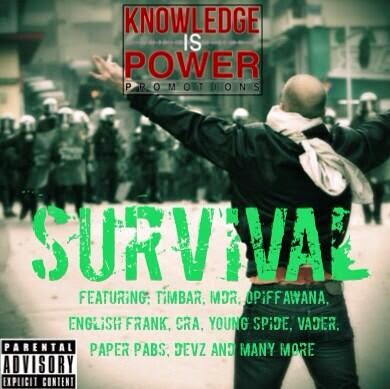 #Survival OUT NOW