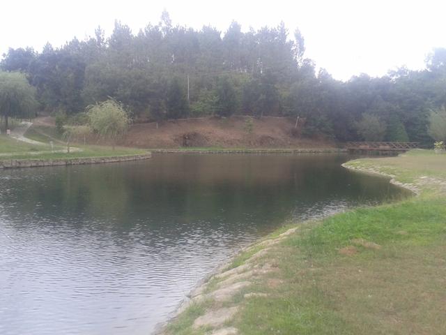 Praia Fluvial do Outeiro - Milheirós de Poiares