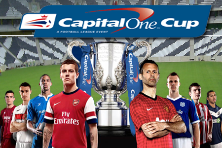 Capital One Cup 2012-2013