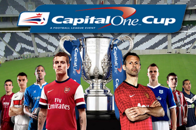 Jadwal Manchester United vs Norwich City Capital One Cup 2013