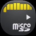 memory card icon microsd card