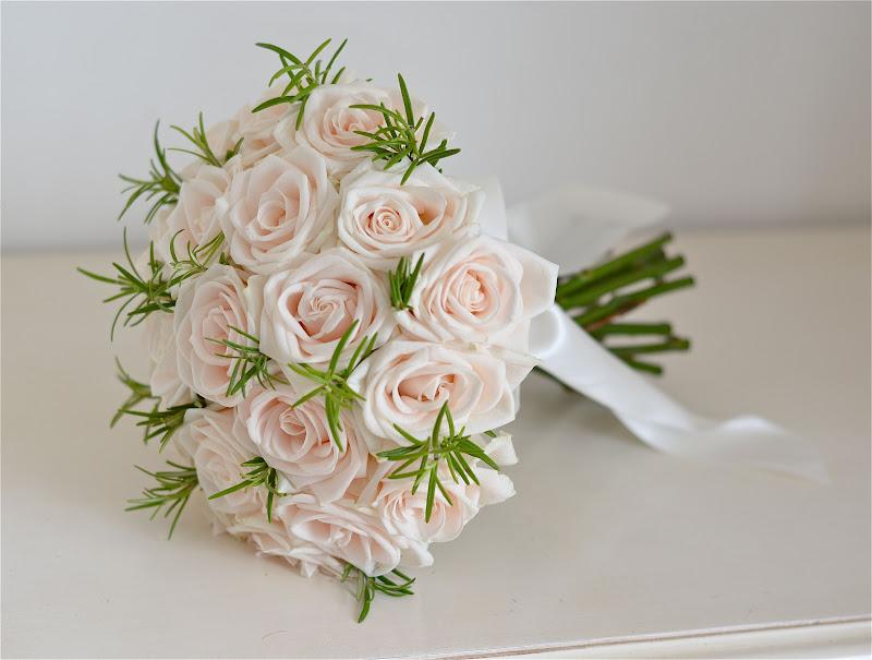 Bridal Flower Bouquet Roses : Wedding flowers claire s vintage