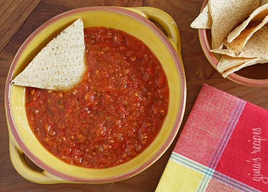 Salsa Picante Roja | Skinnytaste