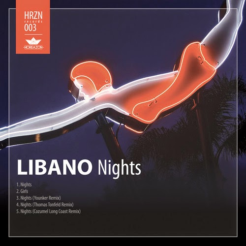 Libano - Nights Ep