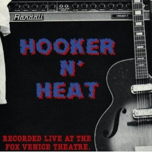 Canned Heat & John Lee Hooker Hooker 'N' Heat