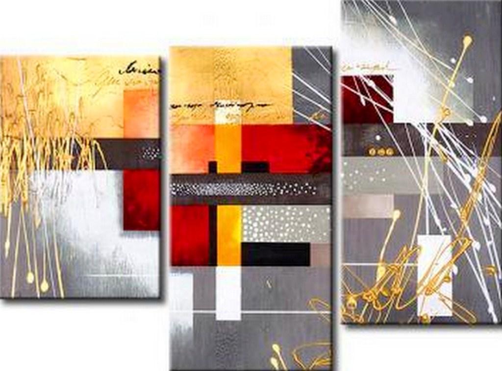 Pinturas cuadros lienzos pinturas abstractas - Pintura cuadros modernos ...