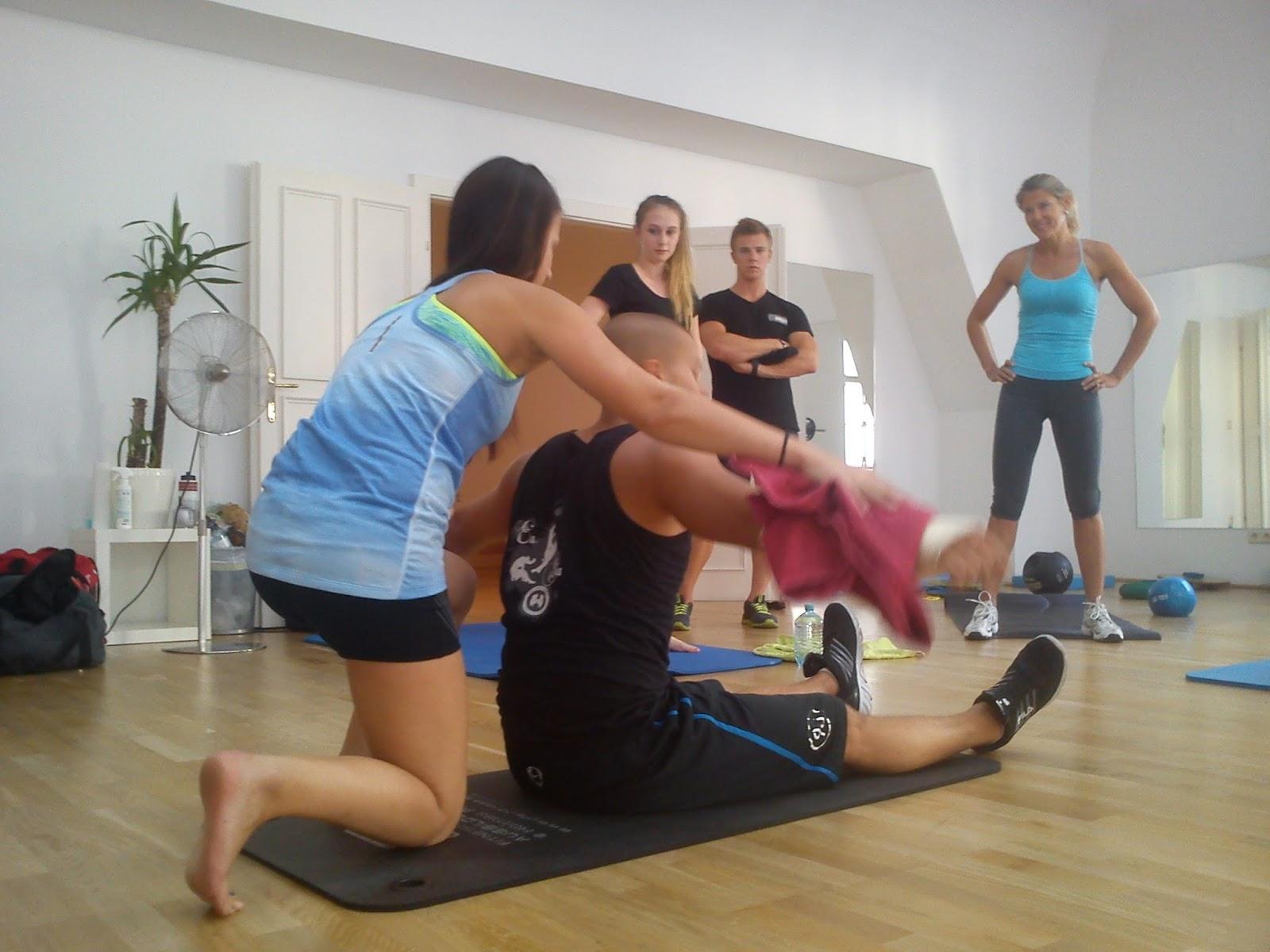 PFA - personal FITNESS academy | Ausbildungsstory: Praxis für die ...