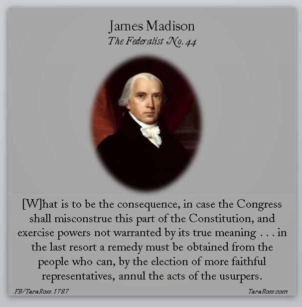 James Madison – Memorial and Remonstrance Against Religious Assessments (1785)