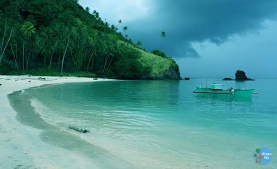 Pasir Putih Pulau Mahoro