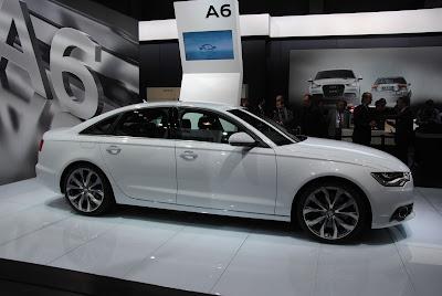Audi A6 2012,,Audi A6