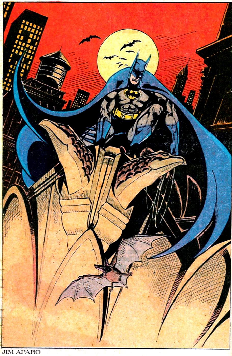 Detective Comics (1937) Issue #598 Page 68