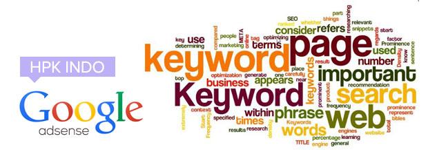 Daftar High Paying Keyword (HPK) Google AdSense Indonesia Niche Kesehatan Terbaru