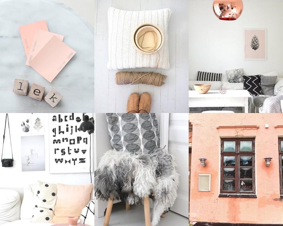 Interiør, fargemagi og lageglede