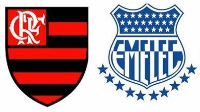 Emelec  vs Flamengo EN VIVO 2014 Febrero 26  Copa Libertadores