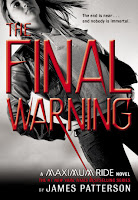 book cover of The Final Warning by James Patterson