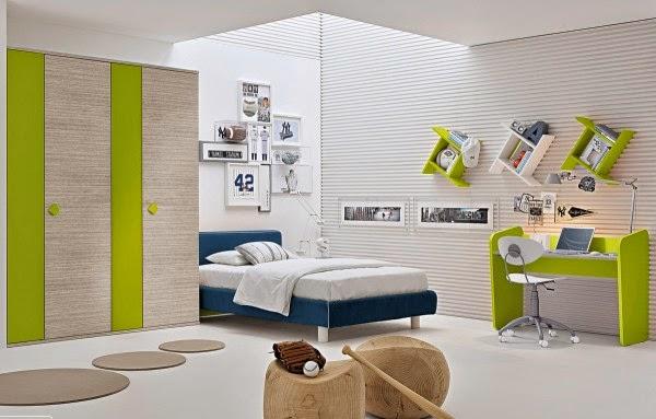 5170 صور اثاث غرف نوم اطفال و شباب مودرن   صور ديكورات و حوائط غرف نوم حديثة