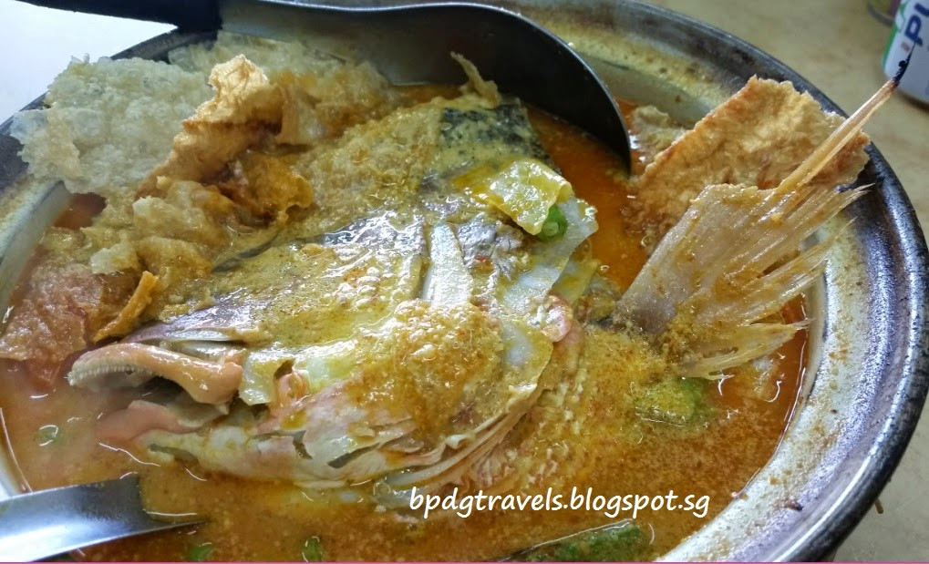 ... City Square and have a craving for Curry Fish Head, do give it a try