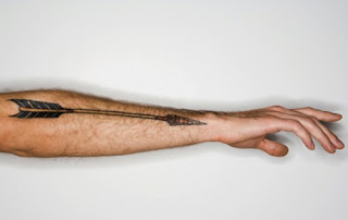 archery tattoos