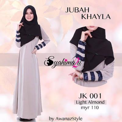 KHAYLA-Jubah-JK001